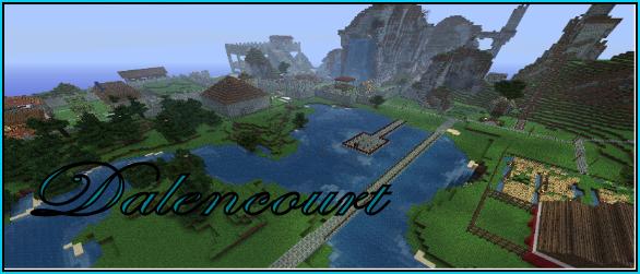Dalencourt - Magic Academy RP Server! [1 6 2] [100 slots